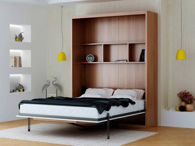 Wallbed's – łóżka w szafie