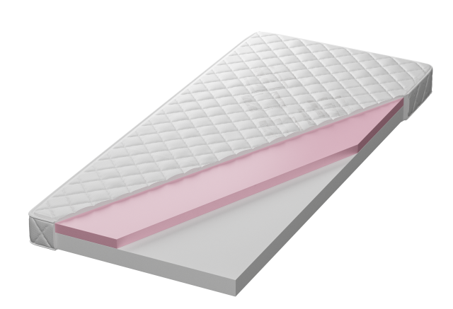 Materac termoelastyczny - Hazel 400